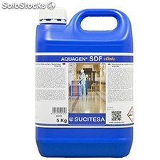 Desinfectante de superficies. Ámbito sanitario 5 Kg