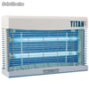 Desinsectiseur uv a grille haute tension: titan 300 - Photo 1