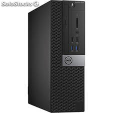 Desktop Dell 3040 210-aitd sff Core I5 6500 3.2GHZ, 4GB ram, 500GB hd,