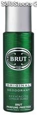 Desodorante Brut Spray 200ml Sensitive