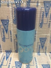 Desodorante Don Algodon Mujer Original Spray 200 ml.