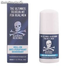 Desodorante Roll-On The Ultimate For Real Men The Bluebeards Revenge