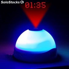 Despertador LED con Proyector Gadget and Gifts