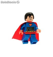Despertador Lego Superman