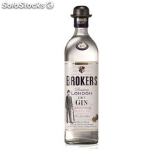 Destilados ginebras - Gin Brokers 70 cl