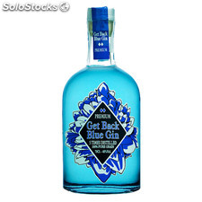 Destilados ginebras - Gin Get Back Blue 70 cl