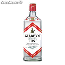 Destilados ginebras - Gin Gilbeys 100 cl