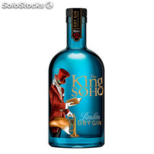 Destilados ginebras - Gin King Of Soho 70 cl