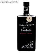 Destilados ginebras - The Botanicals 70 cl