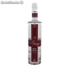 Destilados ginebras - The Sting Small Batch London Dry 70 cl
