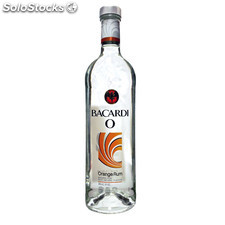Destilados rones - Bacardi Orange 100 cl