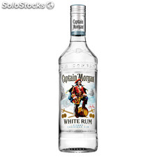 Destilados rones - Captain Morgan White 70 cl