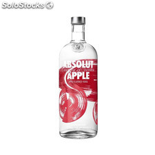 Destilados vodkas - Absolut Apple 1L