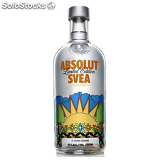 Destilados vodkas - Absolut Svea 70 cl