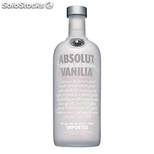 Destilados vodkas - Absolut Vainilla 1L