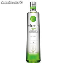 Destilados vodkas - Ciroc Apple 1L
