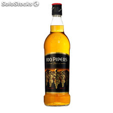 Destilados whiskys / bourbons - 100 Pipers 1L