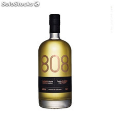 Destilados whiskys / bourbons - 808 Blended Grain 70 cl