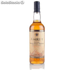 Destilados whiskys / bourbons - Amrut Single Malt 70 cl