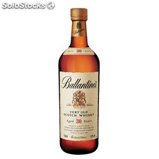 Destilados whiskys / bourbons - Ballantines 30 Años 70 cl