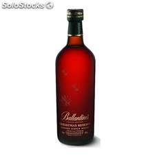 Destilados whiskys / bourbons - Ballantines Christmas Lted Edition 70 cl