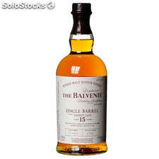Destilados whiskys / bourbons - Balvenie 15 Años Single Barrel Sherry Cask 70 cl