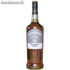 Destilados whiskys / bourbons - Bowmore 100 Degrees 1L