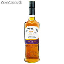 Destilados whiskys / bourbons - Bowmore 18 Años 70 cl
