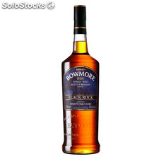 Destilados whiskys / bourbons - Bowmore Black Rock 1L