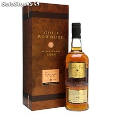 Destilados whiskys / bourbons - Bowmore Gold 44 Años 70 cl