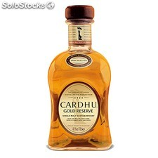 Destilados whiskys / bourbons - Cardhu Gold Reserve 70 cl