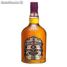 Destilados whiskys / bourbons - Chivas Regal 12 Años 1L