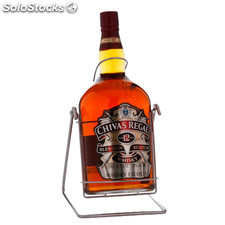 Destilados whiskys / bourbons - Chivas Regal 12 Años 4,5L