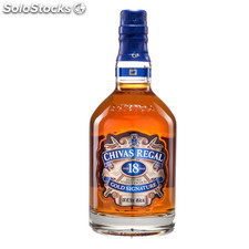 Destilados whiskys / bourbons - Chivas Regal 18 Años 70 cl