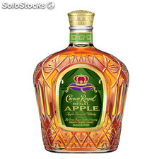 Destilados whiskys / bourbons - Crown Royal Regal Apple 1L