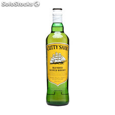 Destilados whiskys / bourbons - Cutty Sark 1L