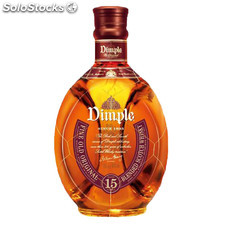 Destilados whiskys / bourbons - Dimple 15 Años 70 cl