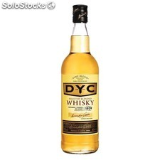 Destilados whiskys / bourbons - Dyc 70 cl