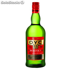 Destilados whiskys / bourbons - dyc 8 Años 70 cl