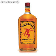 Destilados whiskys / bourbons - Fireball Cinnamon Whisky 70 cl