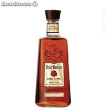 Destilados whiskys / bourbons - Four Roses Single Barrel 70 cl