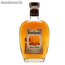 Destilados whiskys / bourbons - Four Roses Small Batch 70 cl