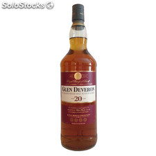 Destilados whiskys / bourbons - Glen Deveron 20 Años 1L