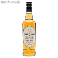 Destilados whiskys / bourbons - Glen Grant 70 cl