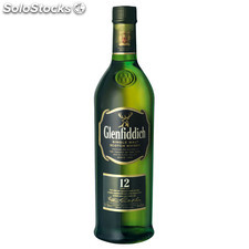 Destilados whiskys / bourbons - Glenfiddich 12 Años 70 cl