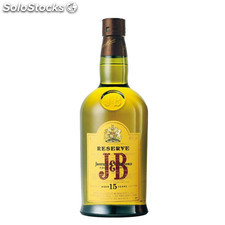 Destilados whiskys / bourbons - j&b 15 Años 70 cl