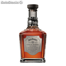 Destilados whiskys / bourbons - Jack Daniels Single Barrel 100 Proof 70 cl