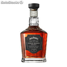 Destilados whiskys / bourbons - Jack Daniels Single Barrel 70 cl