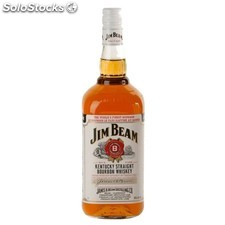Destilados whiskys / bourbons - Jim Beam 100 cl
