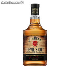 Destilados whiskys / bourbons - Jim Beam Devil's Cut 100 cl